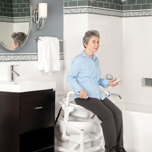 LiftSeat Independence II Toilet Lift