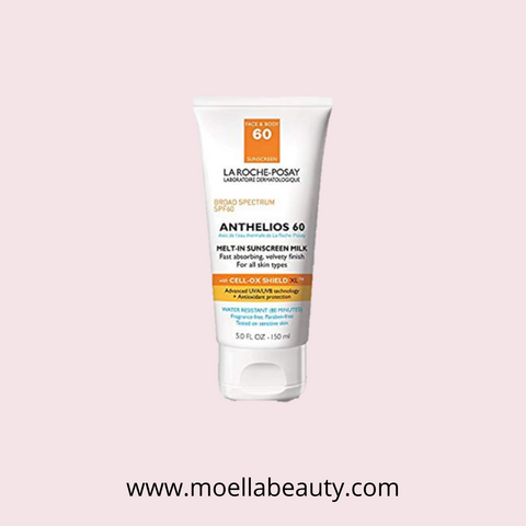 la roche-posay sunscreen, best sunscreen for acne prone skin