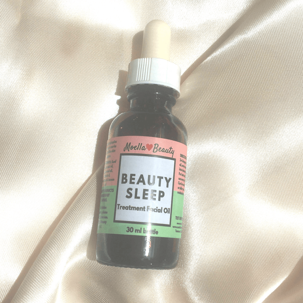 Beauty Sleep Facial Oil moellabeauty