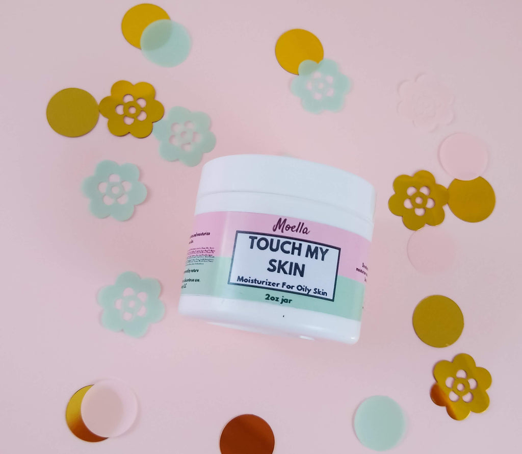 Touch My Skin Moisturizer moellabeauty