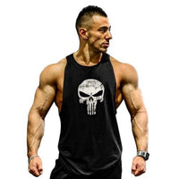 Punisher Tank Top-T-Shirt-Off Tap Gear
