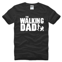 The Walking Dad Tee-T-Shirt-Off Tap Gear
