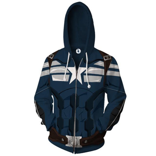 The Captain Hoodie - Off Tap Gear