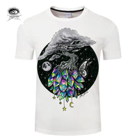 Crystal tree By Pixie cold Art Men's T-Shirt - Off Tap Gear