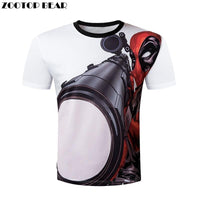 Deadpool T-Shirt-T-Shirt-Off Tap Gear