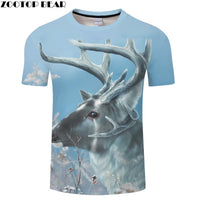 Elk 3D T-Shirt - Off Tap Gear