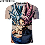 Goku 3D T-Shirt - Off Tap Gear