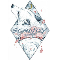 Scandy By Scandy Girl Art T-Shirt - Off Tap Gear