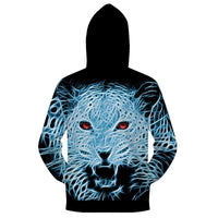 Zootop Bear Animal Hoodie - Off Tap Gear