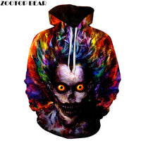Zootop Bear Monkey King Hoodie-Jumper-Off Tap Gear