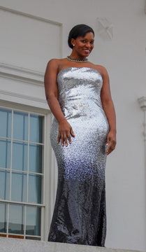 Ombre Nights Gown
