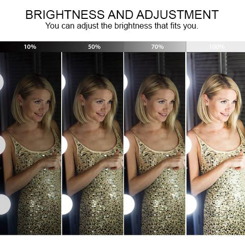 Brightness and Adjustment