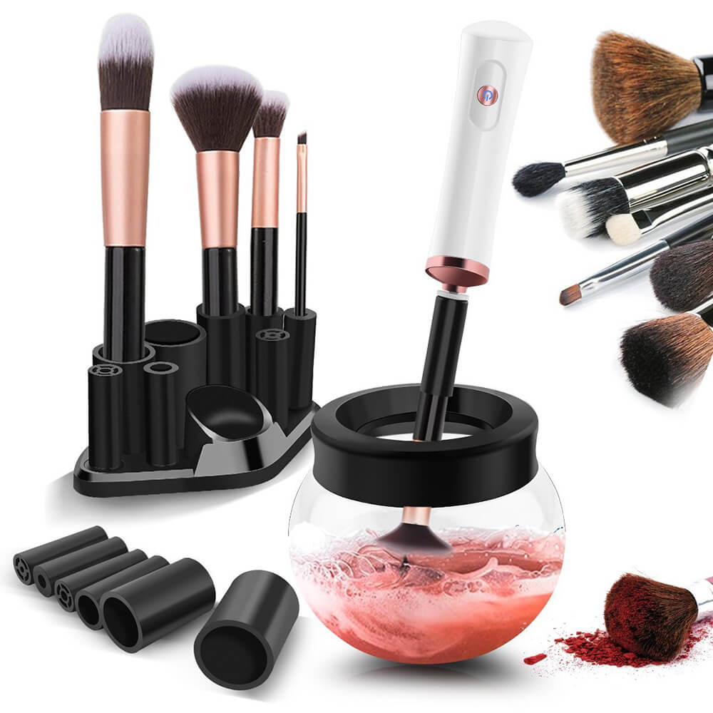 Makeup Brush Cleaner Pro Set