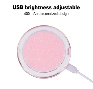 Glow Mini Makeup Mirror™ Rechargeable