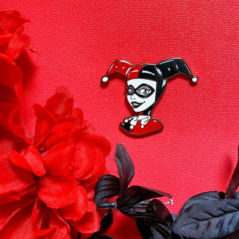 The Cupid of Crime Enamel Pin