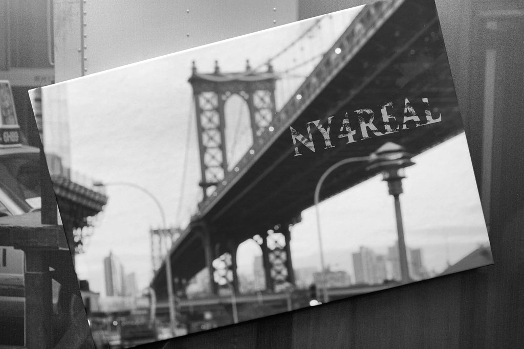 NY4REAL coffeetable book - limited edition