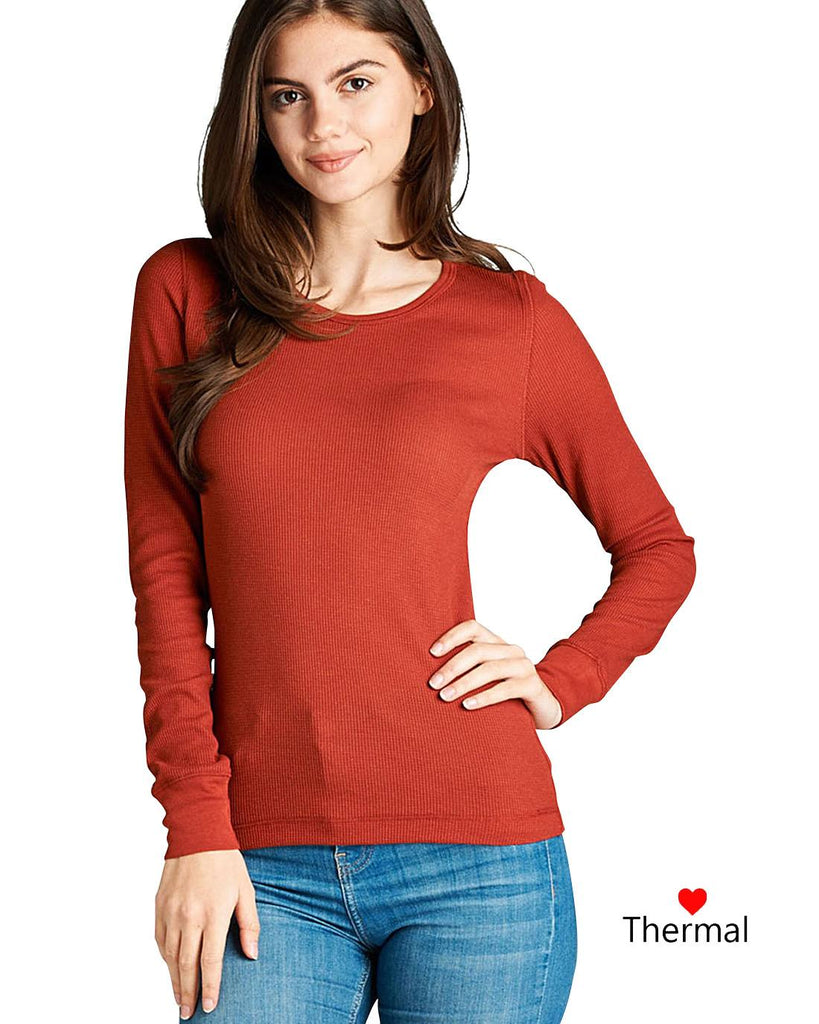 Round neckline top - Local Tres