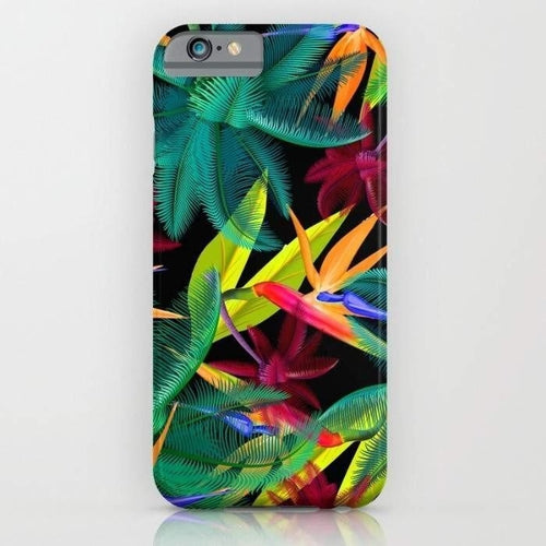 Palm Trees Mobile Cover - Local Tres