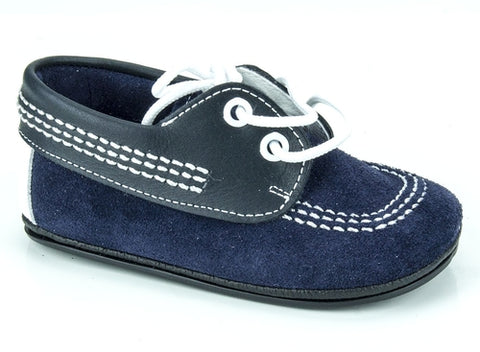 Classic Spots Suede Moccasine style unisex for