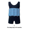 New Arrival 0-2 Years Baby Swimwear Infant Buoyancy Swimsuit Girl Boys Bathing Suit bikini set 2018 Toddler Swim Diaper Vest