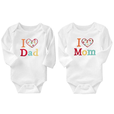Embroider Baby Romper