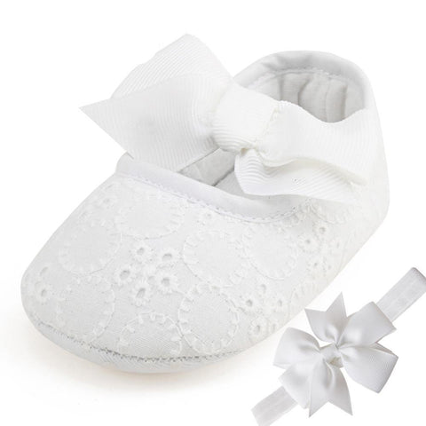 Spring Soft Sole Girl Baby Shoes