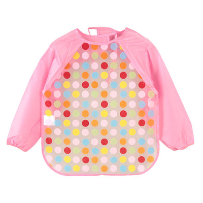 Long Sleeve Apron Bibs