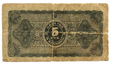 Kansas-Mulberry, Miller Bros. & Co. 5 Cents