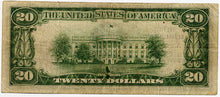 Alabama-Anniston, The Farmers National Bank of Anniston $20, 1929