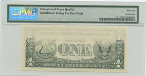 U.S. Federal Reserve Note $1, Chicago, 1988, FR. 1914-G