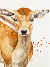 artbrush 'Smythes-Deer' ORIGINAL