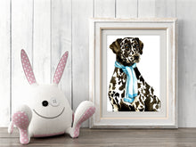 artbrush DOGS 'Dot' print (Dalmation) * RETIRED PRINT ONLY AVAILABLE ONLINE *