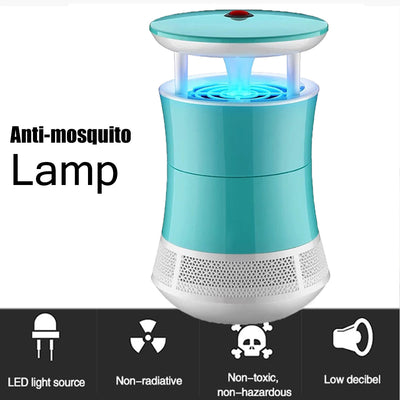 Electric Fly and Mosquito LED lamp
