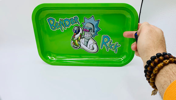 Rick & Morty Rolling Tray