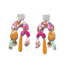 Jumbo Mobile earrings 2