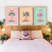 Pastel Palm (limited edition print)