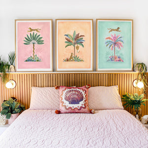 Peach Paradise (limited edition print)