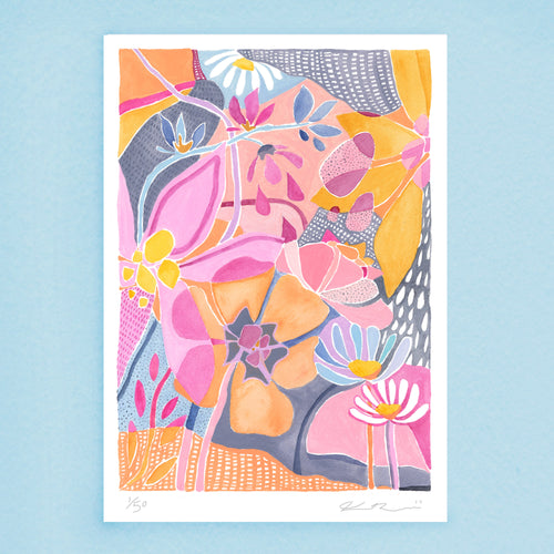 Sorbet Print (Limited edition)