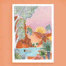 Outback Escape (Limited edition Print)