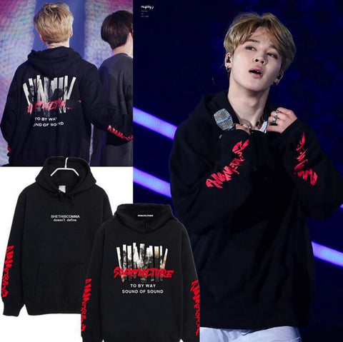 BTS Subculture Hoodie