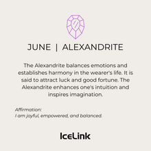 Rose Gold Armenian Initial Coin Necklace - IceLink