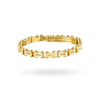 Thin Bicycle Gold 6MM Bracelet