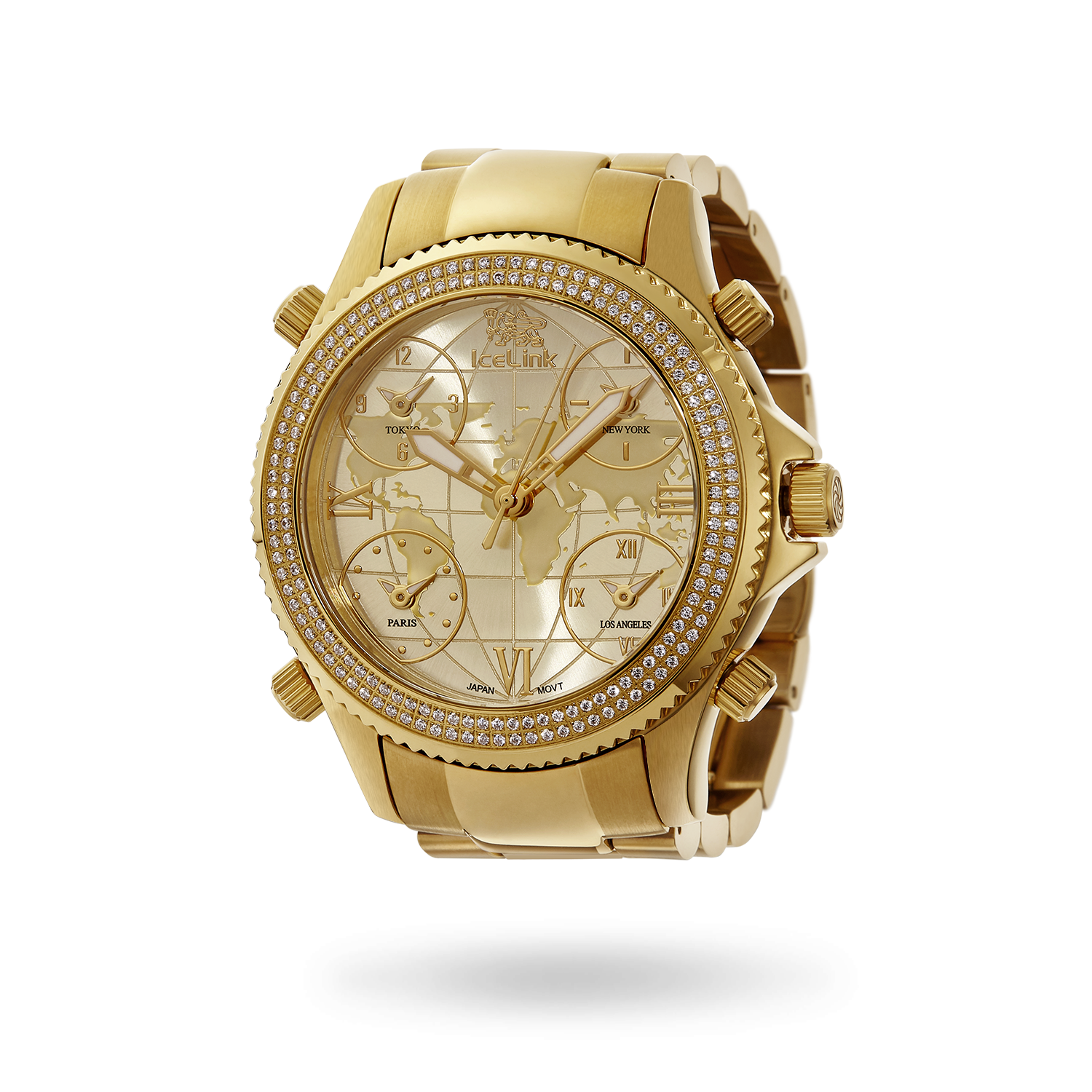 Marco Polo Gold Watch