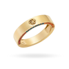 14K Gold Eternity Band with Gemstones
