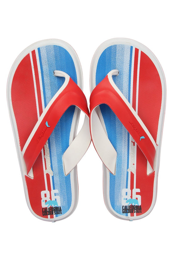 Ipanema India Flip Flops - Rider R Line Graphics AD