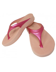 Womens V-Strap Slippers
