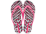 Ipanema India Flip Flops - Ipanema Wave Mix Fem