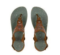 Ipanema India Flip Flops - Sparkly