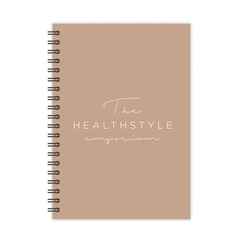 Teamie Notebooks (Solid Colours)
