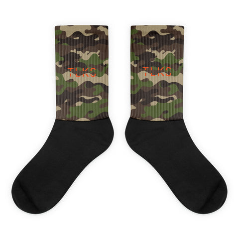 Tom Camo Socks